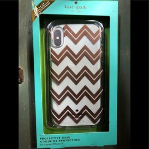 New Kate Spade iPhone X Phone Case